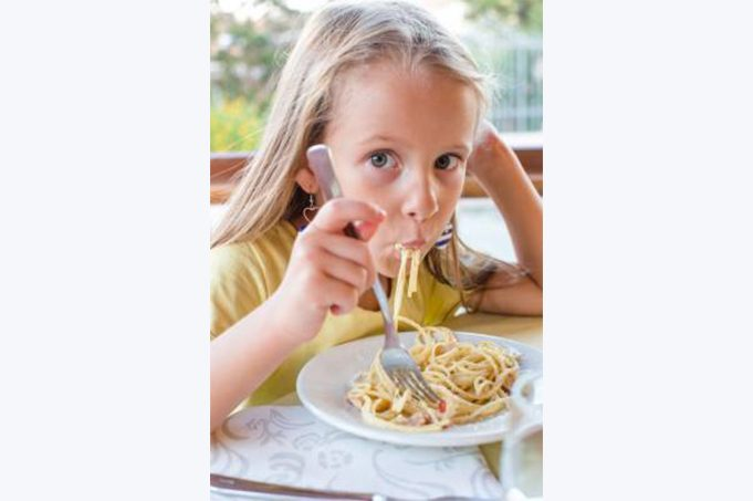 Food tips to help your child adjust to braces