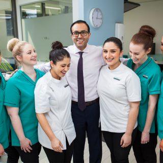 Orthodontics Team